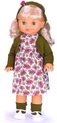 Falca Toys Carina baba virágos ruhában - 44 cm