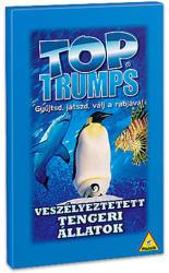Piatnik Top Trumps - Veszélyeztetett tengeri állatok