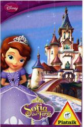 Piatnik Disney hercegnők: Szófia kvartett kártya