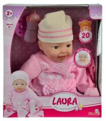 Simba Laura baba puszi és tüsszentés