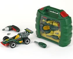 Klein Bosch Grand Prix versenyautó szerelő koffer 8375