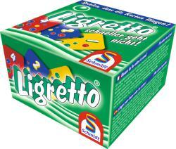 Schmidt Spiele Ligretto Verde
