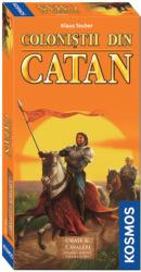 Kosmos Colonistii din Catan - Extensie Orase si Cavaleri 5-6 Jucatori