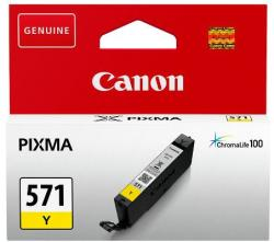 Canon CLI-571Y Yellow 0388C001