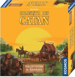 Kosmos Colonistii din Catan - Extensie Negustori si Barbari 3-4 Jucatori