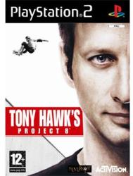 Activision Tony Hawk's Project 8 (PS2)