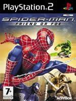 Activision Spider-Man Friend or Foe (PS2)