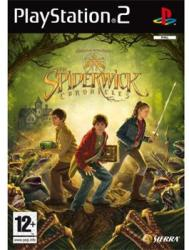 Sierra The Spiderwick Chronicles (PS2)