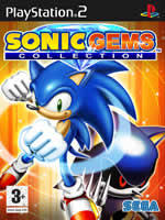 SEGA Sonic Gems Collection (PS2)