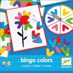 DJECO Bingo - Színek