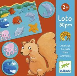 DJECO Állatok Lotto