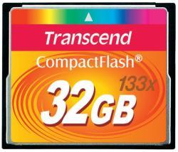 Transcend CompactFlash 32GB 133x (CF) (TS32GCF133)