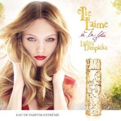 Lolita Lempicka Elle L'Aime á La Folie EDP 80ml Tester