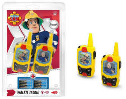 Dickie Toys Sam a tűzoltó Walkie Talkie 203099611038