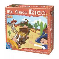 D-Toys El Chico Rico - Joc de party (71545)
