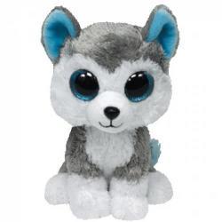 TY Inc Beanie Boos: Slush - Baby catel husky 15cm (TY36006)