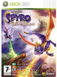 Sierra The Legend of Spyro Dawn of the Dragon (Xbox 360)