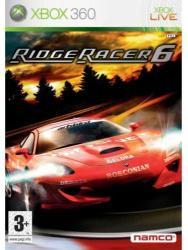 Namco Bandai Ridge Racer 6 (Xbox 360)
