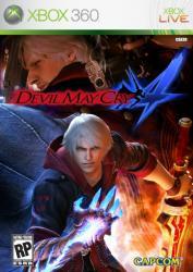 Capcom Devil May Cry 4 (Xbox 360)