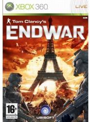 Ubisoft Tom Clancy's EndWar (Xbox 360)