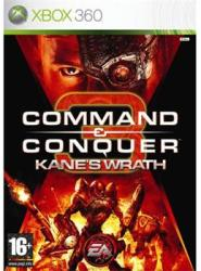 Electronic Arts Command & Conquer 3: Kane's Wrath (Xbox 360)