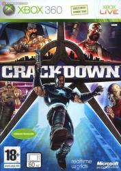 Microsoft Crackdown (Xbox 360)