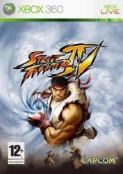 Capcom Street Fighter IV (Xbox 360)