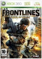 THQ Frontlines Fuel of War (Xbox 360)