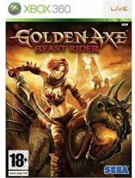 SEGA Golden Axe Beast Rider (Xbox 360)