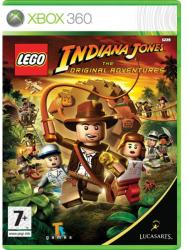 LucasArts LEGO Indiana Jones The Original Adventures (Xbox 360)