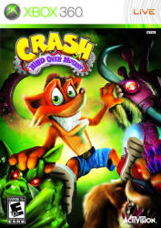 Activision Crash Mind Over Mutant (Xbox 360)