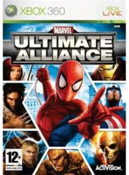 Activision Marvel Ultimate Alliance (Xbox 360)