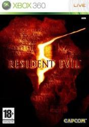 Capcom Resident Evil 5 (Xbox 360)