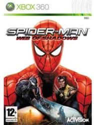 Activision Spider-Man Web of Shadows (Xbox 360)