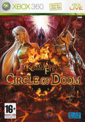 Blue Side Kingdom Under Fire Circle of Doom (Xbox 360)