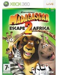 Activision Madagascar: Escape 2 Africa (Xbox 360)