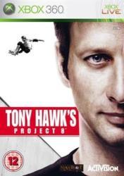 Activision Tony Hawk's Project 8 (Xbox 360)
