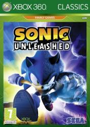 SEGA Sonic Unleashed (Xbox 360)