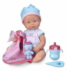 Nenuco Bebe bolnavior are febra (nen_11332)