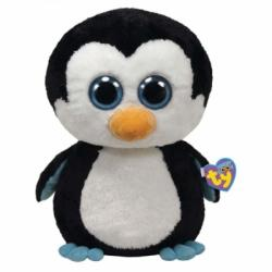 TY Inc Beanie Boos: Waddles - Baby pinguin 15cm (TY36008)