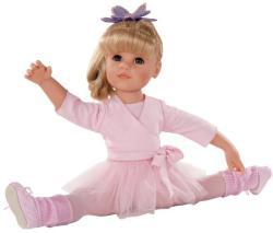 Götz Hannah szőke hajú balerina baba - 50 cm