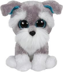 TY Inc Beanie Boos: Whiskers - Baby schnauzer gri - 15cm (TY36150)