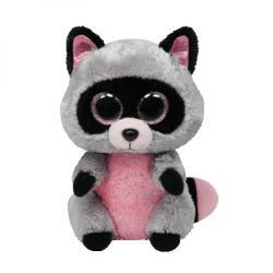 TY Inc Beanie Boos: Rocco - Baby raton gri 15cm (TY36727)