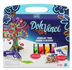 Hasbro Play-Doh DohVinci ékszertartó fa készlet (B1719)