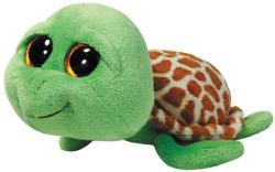 TY Inc Beanie Boos: Zippy - Baby testoasa verde 15cm (TY36109)