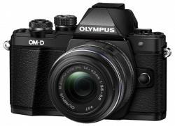 Olympus OM-D E-M10 Mark II + EZ-M1442 14-42mm II R
