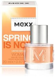 Mexx Spring is Now Woman EDT 50ml Tester