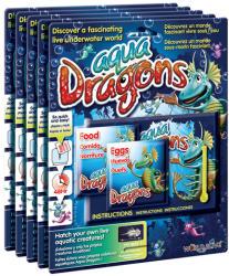 World Alive Aqua Dragons - Víz alatti élővilág - élőlények utántöltő (pete, eledel)