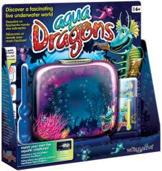 World Alive Aqua Dragons - Víz alatti élővilág - display változat
