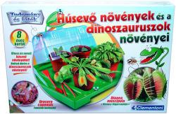 Clementoni Húsevő növények és a dinoszauruszok növényei (645589)